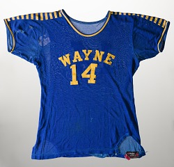 a384953e9 Basketball jersey for Lockland Wayne High School