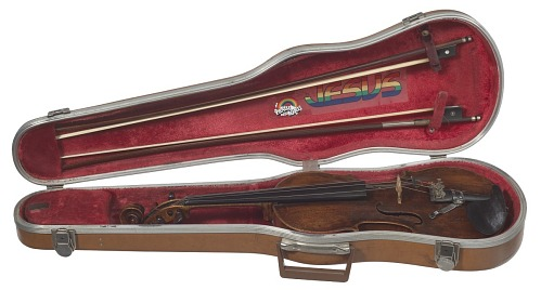 Image for Violin owned by Ginger Smock