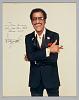 Thumbnail for Color picture of Sammy Davis Jr. inscribed to Ginger Smock