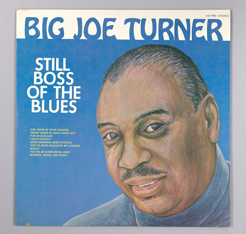 Image for Still Boss of the Blues