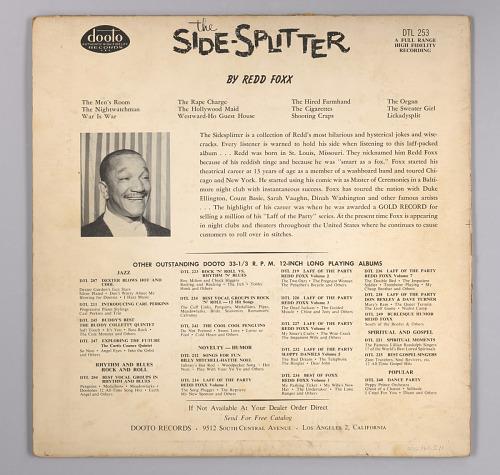 Image for The Side-Splitter