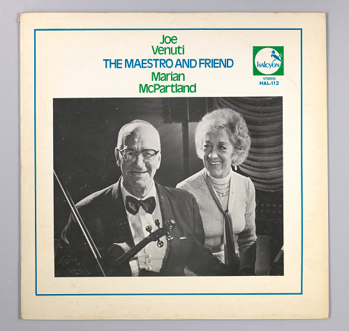 Image for The Maestro and Friend