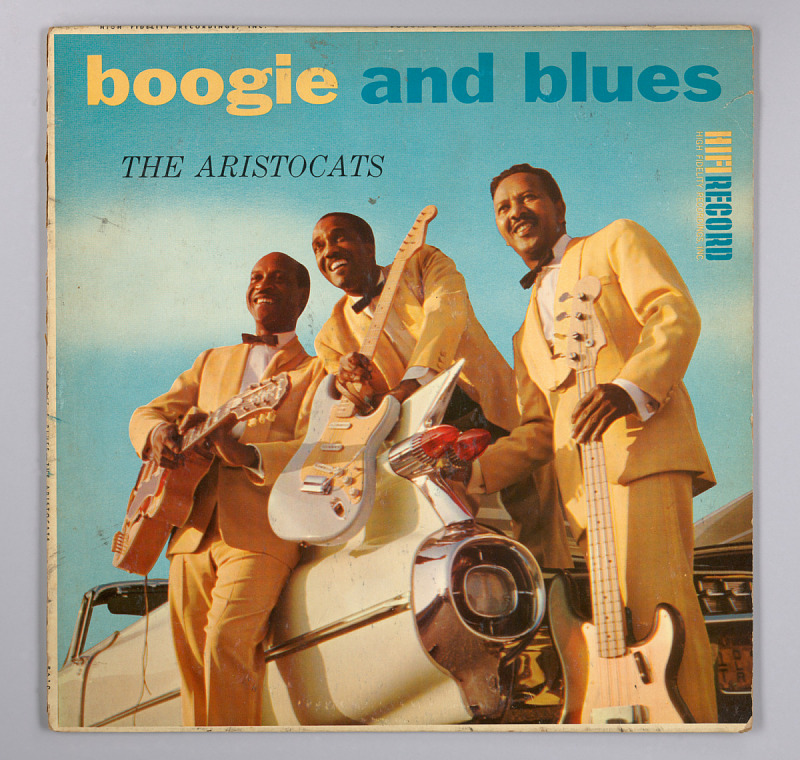 Image 1 for Boogie And Blues