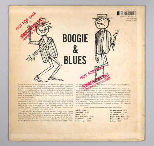 Image for Boogie And Blues