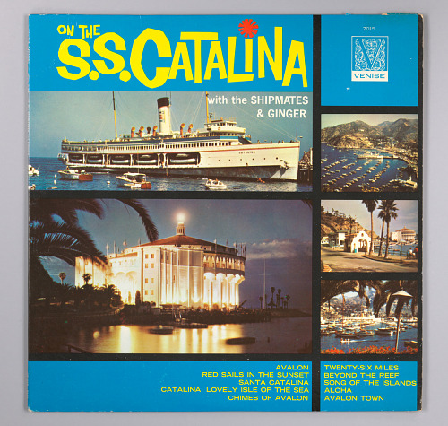 Image for On the S. S. Catalina