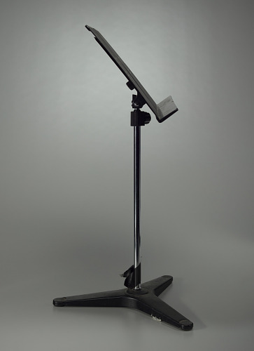 Image for Music stand used by Ginger Smock