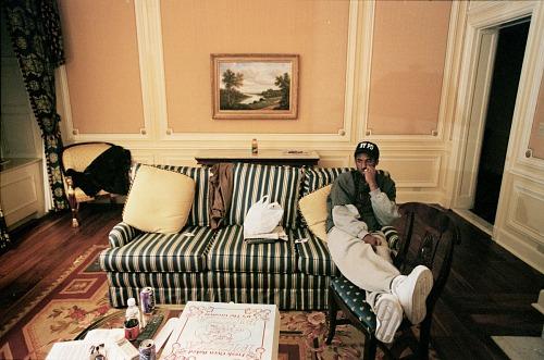 Image for Kobe Bryant, N.Y.C. 2002