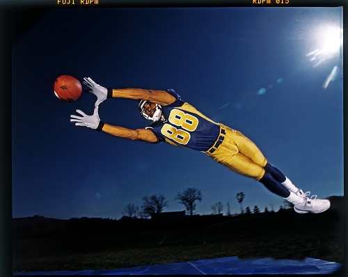 Image for Torry Holt, St. Louis, MO 2001
