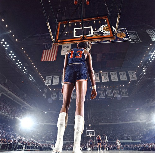 Image for Wilt Chamberlin, Boston, 1967
