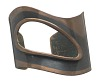 Thumbnail for Modernist copper cuff bracelet by Art Smith