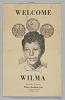 Thumbnail for Souvenir program for Wilma Rudolph Day