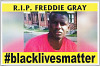 Thumbnail for Flier in memory of Freddie Gray
