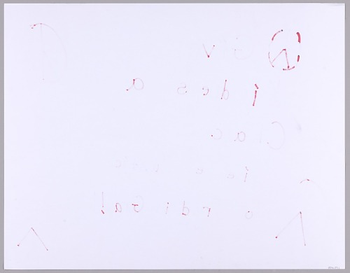 Image for Poster reading