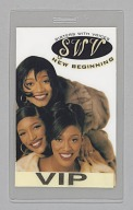 Image for Backstage pass for SWV concert