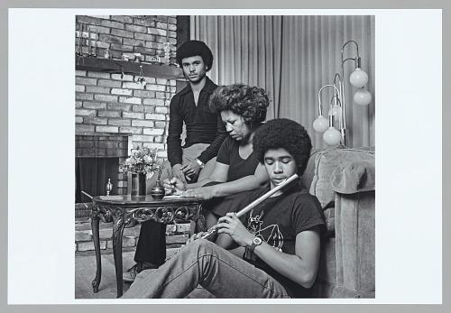 Image for Toni Morrison, Slade Morrison, and Ford Morrison