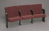 Thumbnail for Audience chairs from the set of The Oprah Winfrey Show at Harpo Studios