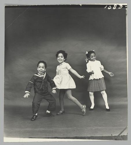 Image for Portrait of three children