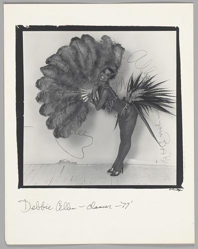 Image for Debbie Allen - dancer
