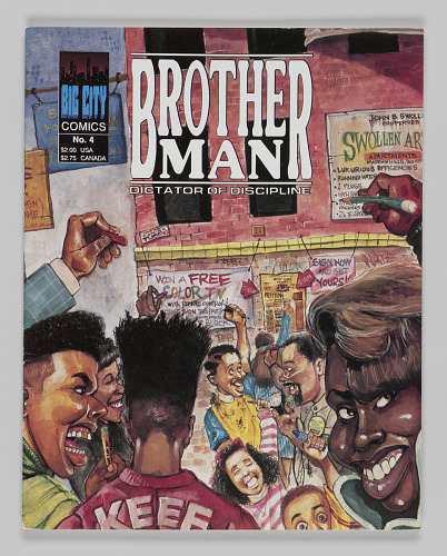 Image for Brotherman No. 4