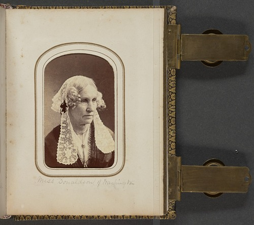 Image for Carte-de-visite portrait of Mary Ann Donaldson