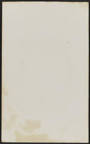 Image for Carte-de-visite portrait of Mary Shriner