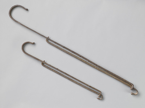 Image for Iron cooking pot hook from the Brock Plantation