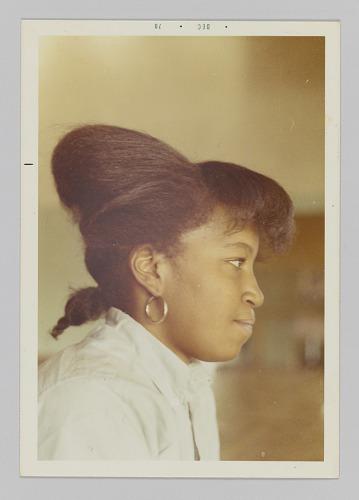Image for Portrait of a girl named Octavia