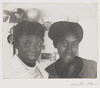 Thumbnail for Portrait of Gwen Benjamin and Alice Irvin