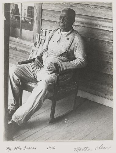 Image for Portrait of Otho Barnes