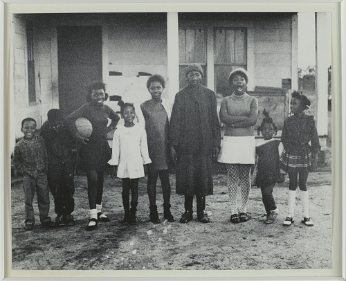 Image for Portrait of the Patton and Waller children