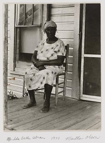 Image for Portrait of Ida Belle Abram
