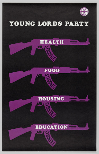 Image for Young Lords Party: Health, Food, Housing, Education