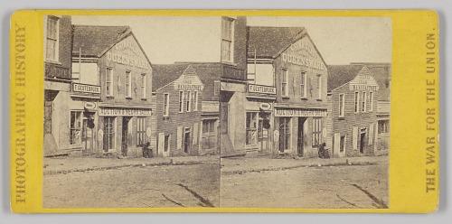 Image for The Slave Market, Atlanta, Ga.