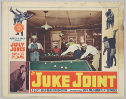 Lobby card for the film Juke Joint