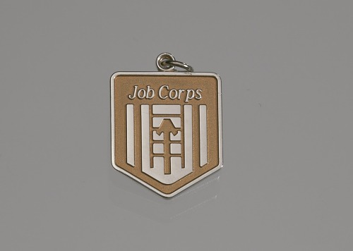 Image for Logo pin for Job Corps membership of Alpha Kappa Alpha Sorority