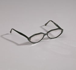 Eyeglasses from Mae's Millinery Shop