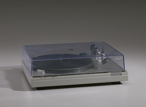 Image for Turntable used as part of a DJ setup