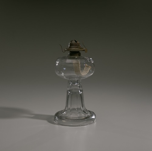 Image for Oil lamp from the Jones-Hall-Sims House