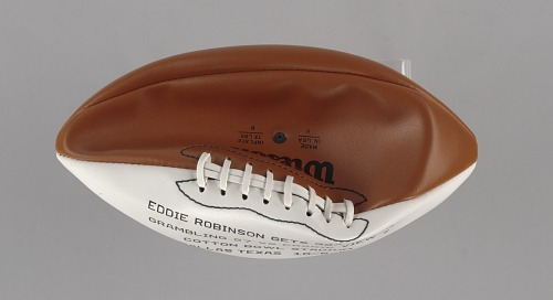Image for Football commemorating Eddie Robinson's 324th win at Grambling State University