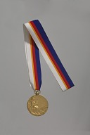 Image for 1988 Olympic Gold Medal for Men's 100M awarded to Carl Lewis