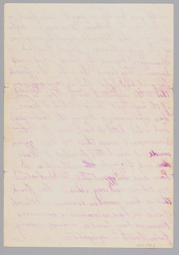 Image for Letter written by John Moody to his parents about the Freedom Rides