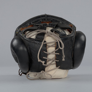 images for Boxing headgear worn by Muhammad Ali-thumbnail 5
