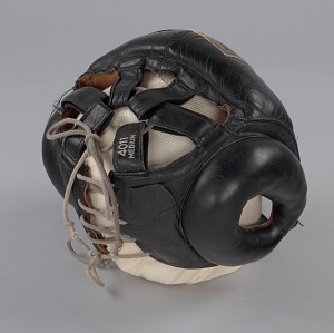 images for Boxing headgear worn by Muhammad Ali-thumbnail 7