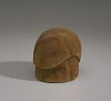 Thumbnail for Wooden hat block from Mae's Millinery Shop