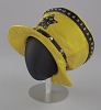 thumbnail for Image 1 - Yellow and black hat worn by Bootsy Collins