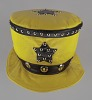 thumbnail for Image 7 - Yellow and black hat worn by Bootsy Collins