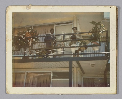 Image for Photographic print of Ira Tucker at the Lorraine Motel