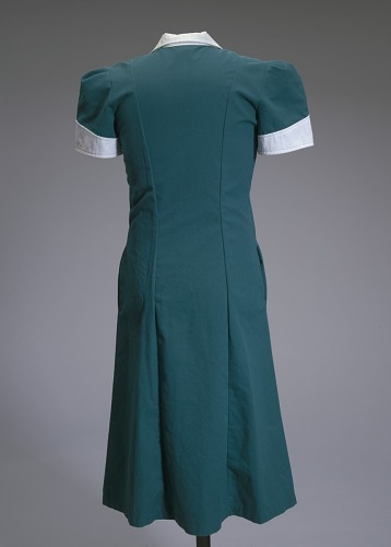 Image for Teal waitress uniform worn by Halle Berry in the film Monster's Ball