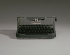 Thumbnail for Underwood typewriter and case
