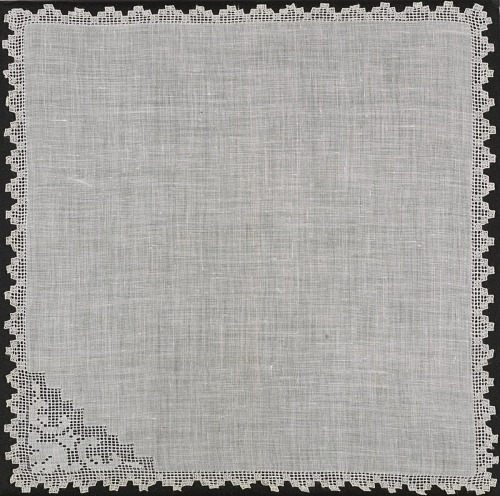 Image for Handkerchief owned by Harriet Tubman